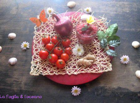 Gazpacho all'anguria