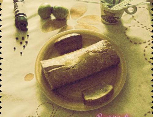 Loaf al limone rivisitato
