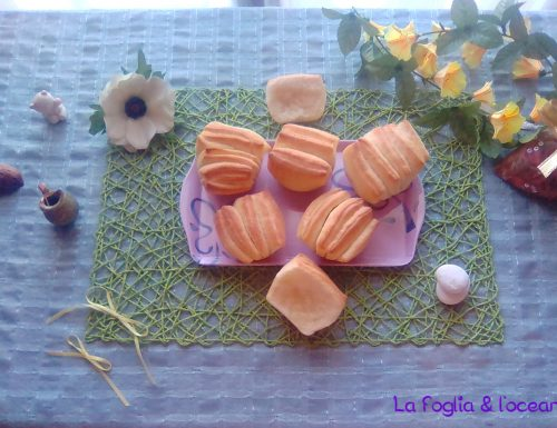 Buttermilk fantails (ventagli al latticello) di Laurel Evans