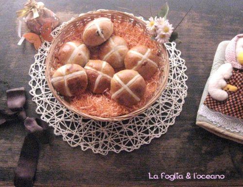 Hot Cross Buns – Panini dolci dalla tradizione anglosassone
