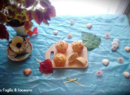 Muffin al cioccolato bianco e timo di Paul A. Young