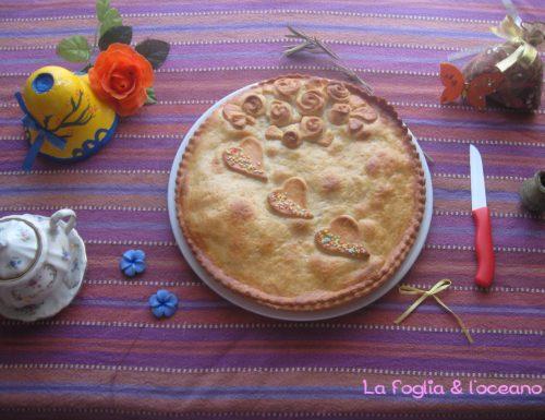 Pizza dolce napoletana
