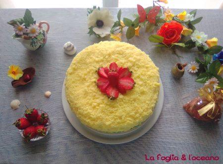 Torta mimosa – Classica e veg