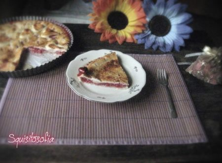 Strawberry Pie ovvero la torta americana ripiena di frutta