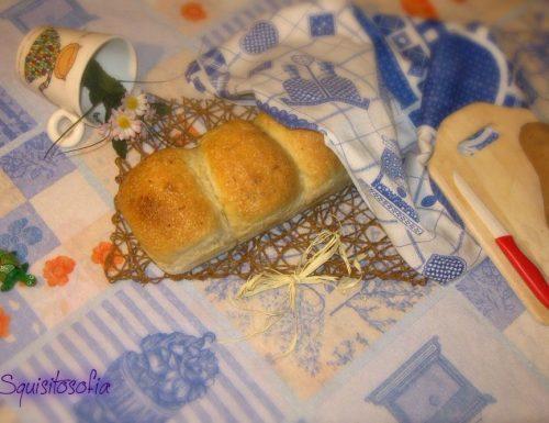 Pane in cassetta alle patate americane
