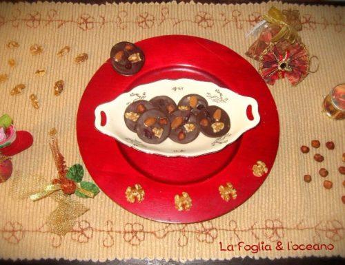 Mendiants – I cioccolatini di Natale francesi