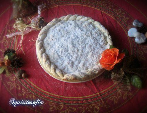 Spongata – La ricetta tradizionale emiliana