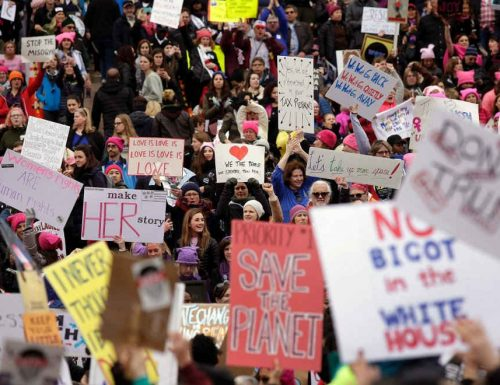 Da Washington al resto del mondo: la Women's March contro Trump
