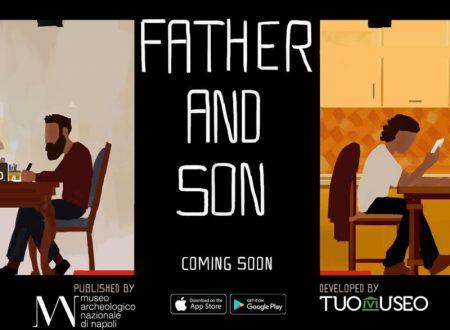 Si chiama Father and Son, il videogames del Museo Archeologico di Napoli