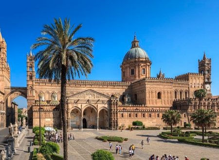 Palermo, la capitale culturale italiana per il 2018