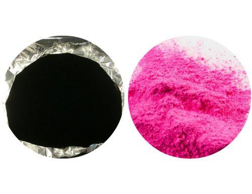 La disputa tra il nero ed il rosa