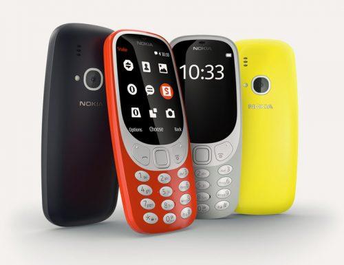 Il glorioso ritorno del Nokia 3310