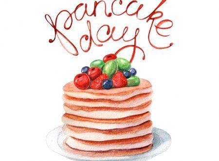 Martedì grasso in Italia, Pancake Day nel Regno Unito