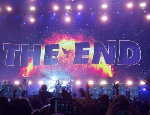 The End tour – I Black Sabbath vanno in pensione
