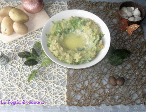 Colcannon – Il purè di patate (e verza) irlandese
