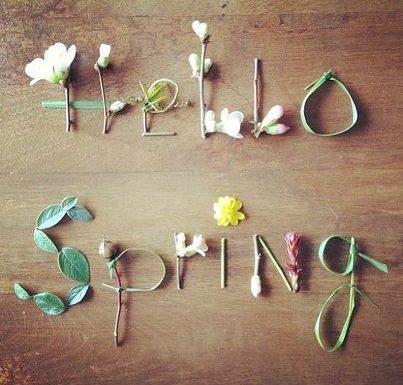 L'arrivo (anticipato) della primavera e la giornata internazionale della felicità