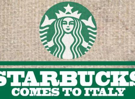Starbucks in Italia ed è subito polemica