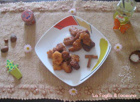 Frittelle di riso di San Giuseppe