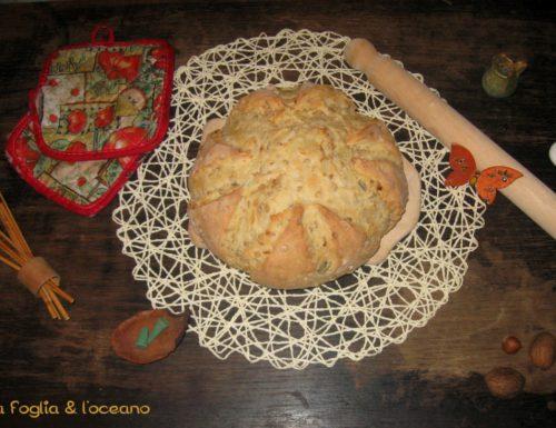 Pane al grano germinato – La ricetta del riciclo