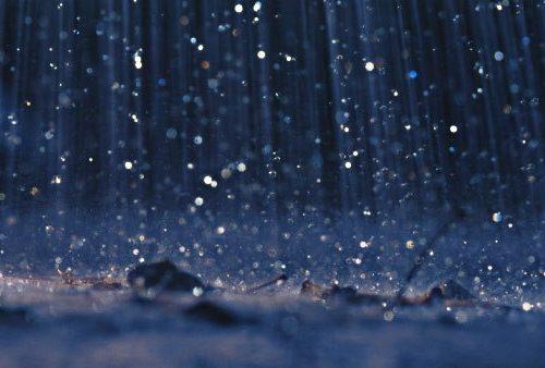 Sentire la pioggia (e pure le zanzare)