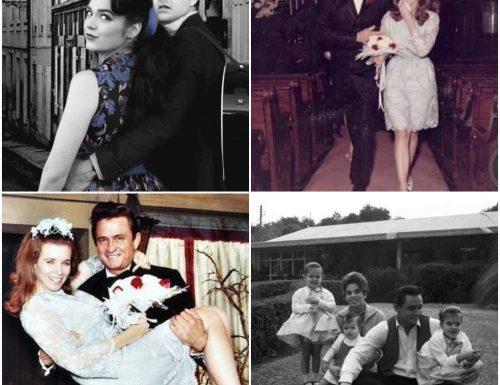 L'amore raccontato attraverso le parole di Johnny Cash