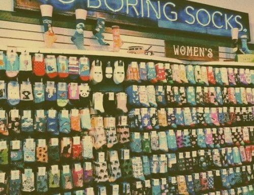 La Valle dei calzini non più spagliati