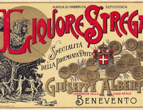 La leggenda del liquore Strega