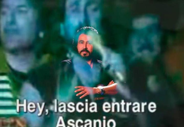 """""""Lascia entrare Ascanio!"""" – Quella parodia lunga tredici anni"""